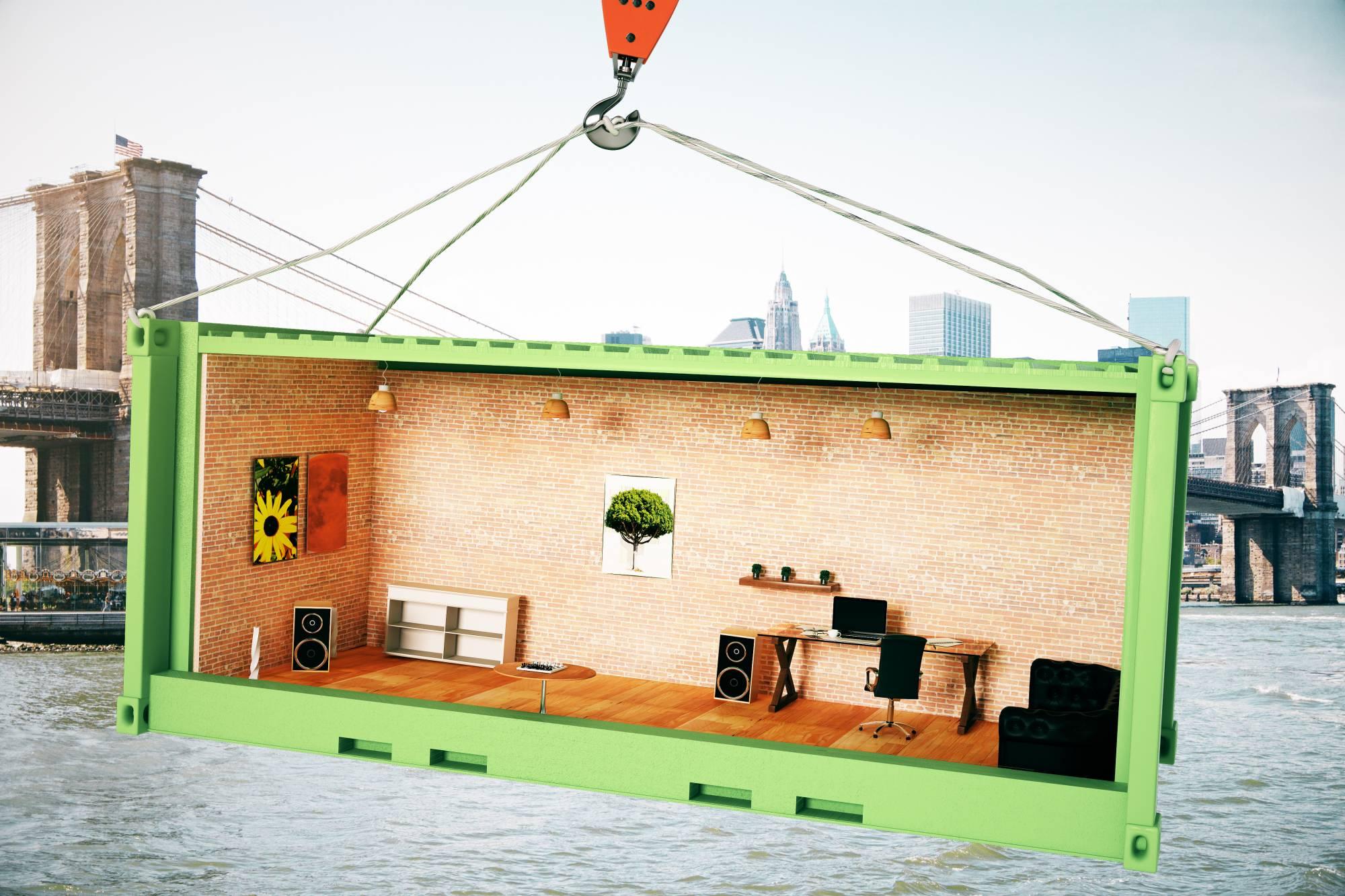 Constructeur De Maison Marseille constructeur de maison en container à marseille - tcsi